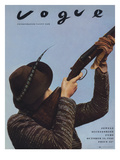 Vogue - October 15  1936 - Hunting Season