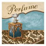 Bath Accessories III - Blue Perfume