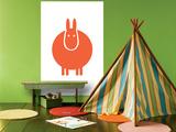 Orange Donkey