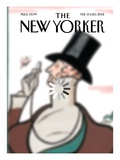 The New Yorker Cover - February 13  2012