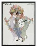 Vogue Cover - June 1913 Giclee par Sarah Stilwell Weber