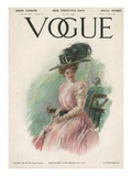 Vogue Cover - April 1908