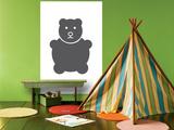Charcoal Bear