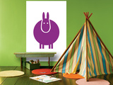 Purple Donkey