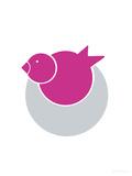 Fuschia Bird Nest