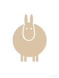 Tan Donkey