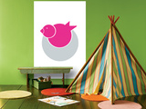 Fuschia Bird Nest