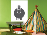 Charcoal Donkey