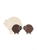 Brown Baby Sheep