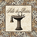 Leopard Sink