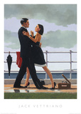 Anniversary Waltz Reproduction d'art par Jack Vettriano