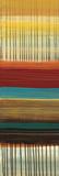 Drips & Stripes Panel I