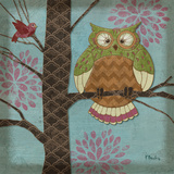 Fantasy Owls I