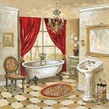 Leopard Parisian Bath