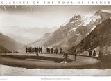 Snow on the Galibier  1924