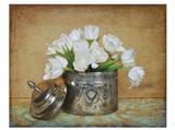 Vintage Tulips II