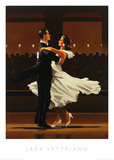 Take this Waltz Reproduction d'art par Jack Vettriano