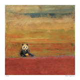 Sitting Panda