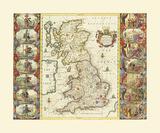 British Isles  1645
