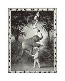Balancing An Elephant!