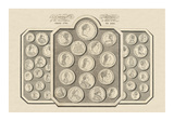 Coins and Medals of the Sovereigns and States of Europe