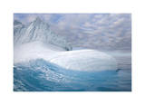 Sea Sculpted Iceberg