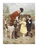 The Huntsman's Pet