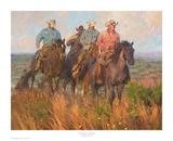 A Cowboy's Commute