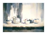 Blue/White China I