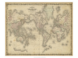 Johnson&#39;s Map of the World