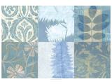 Blue Textures I