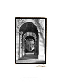 Parisian Archways I
