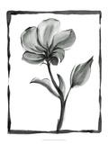 Non-embellished Sumi-e Floral I
