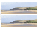 2-Up Sunlit Sands II