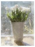 Tulipes au soleil Reproduction d'art par Noah Bay