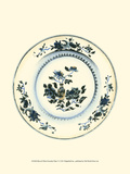 Blue and White Porcelain Plate V