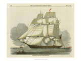 Antique Clipper Ship II