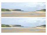 2-Up Sunlit Sands I