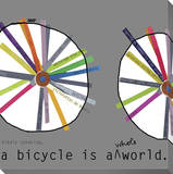 A Bicycle is a World
