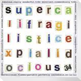 Supercalafragalistic