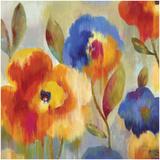 Ikat Florals II