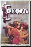 Conformiste, Le|Il Conformista Tableau sur toile