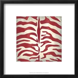 Vibrant Zebra I