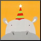 Peek-a-Boo VIII  Hippo