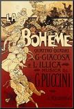 La Boheme  Musica di Puccini