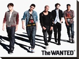 The Wanted-Walking Tableau sur toile