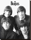 Beatles-Band Tableau sur toile