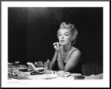 Marilyn Monroe  Back Stage