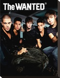 The Wanted-Cover Tableau sur toile