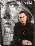 Eminem-Mosaic Tableau sur toile